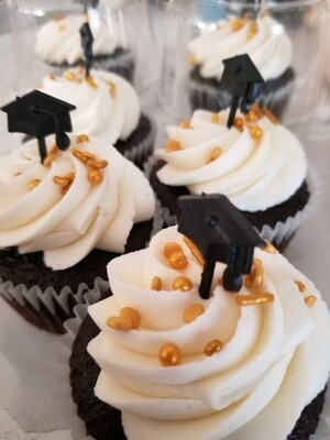 Cupcake, Grad