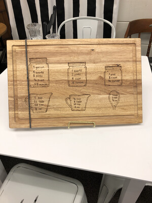 (101) Large cutting Boards