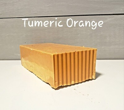 TO99 Turmeric Orange Soap