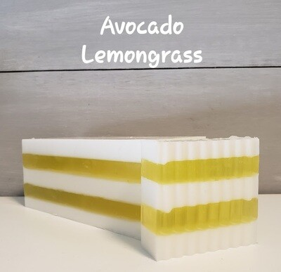 AL99 Avocado Lemongrass Soap