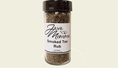 101 Smoked Tea Rub- Java Momma