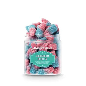 4 Candy Club Bubblegum Bottles