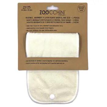 600 Zoocchini Cloth Diaper Inserts