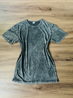 (176) Med Stone Washed Tee