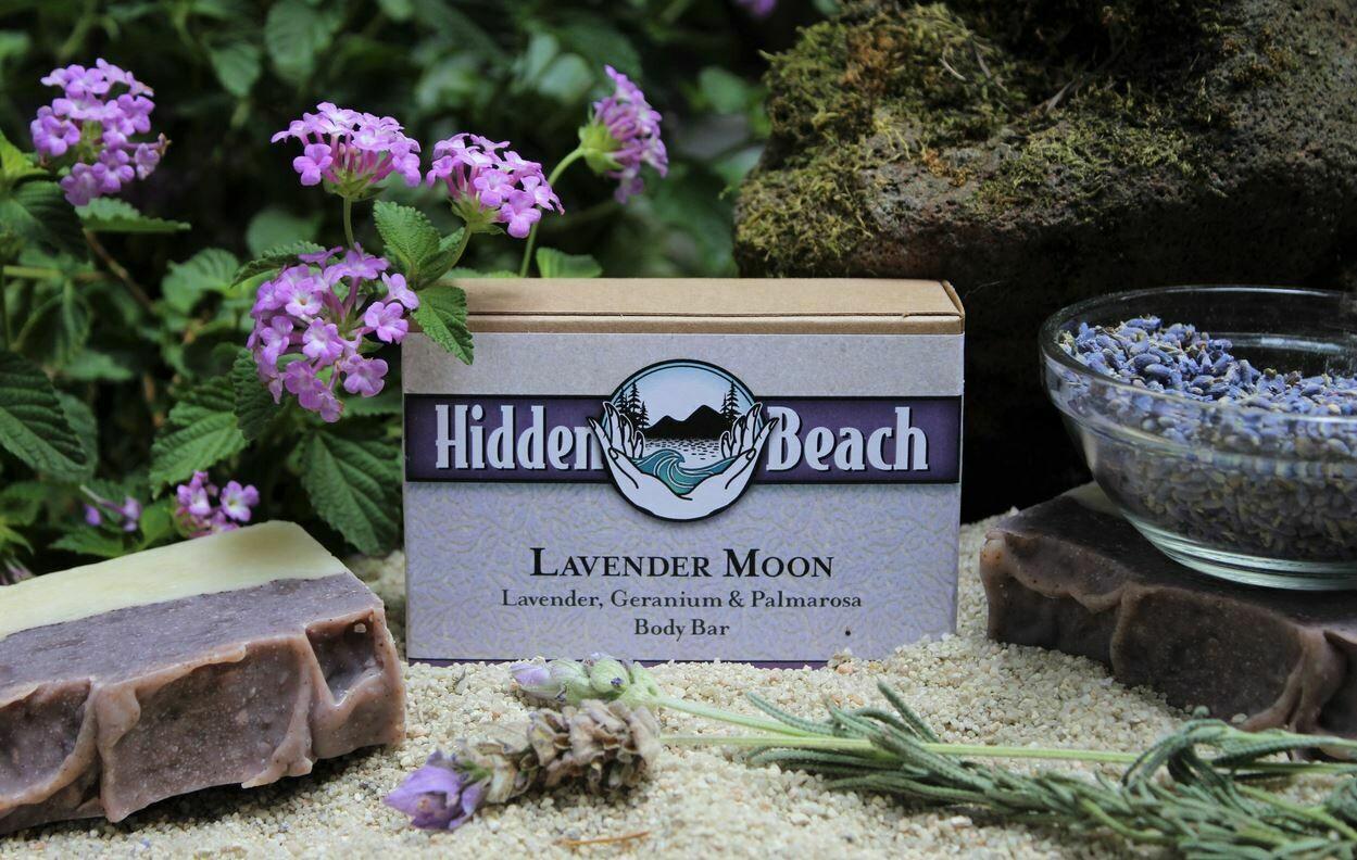 Lavender Moon – Body Bar