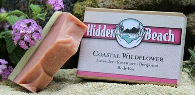 Coastal Wildflower – Body Bar