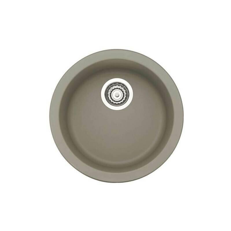 Blanco Rondo Bar Sink - Truffle