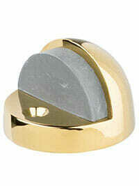 Von Morris Hardware High Dome Door Stop
