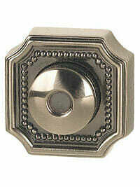 Von Morris Door Hardware Weave Doorbell-LARGE