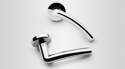 Colombo Design Door Lever SIRIO CD11NA-PASSAGE