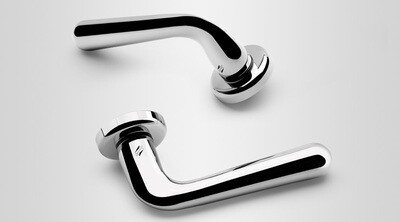 Colombo Design Door Lever ROBODUE Handle CD51NA-PRIVACY