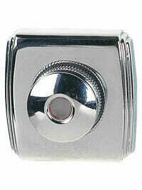 Von Morris Door Hardware Art Deco DoorBell-SMALL