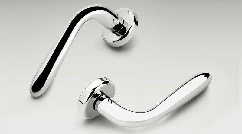 Colombo Design Door Lever ROBOT Handle CD41NA-PRIVACY