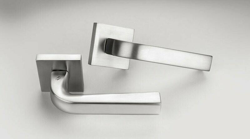 Colombo Design Door Lever PRIUS Handle MA11NA-KEY LOCK/DEAD BOLT