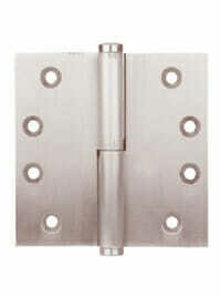 Von Morris Two Knuckle Lift off Door Hinge -3