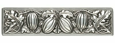 Notting Hill Cabinet Pull Autumn Squash Antique Pewter 4-7/8