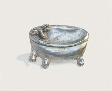 Emenee Decorative Cabinet Hardware Bath Tub 2