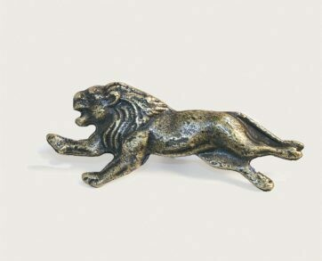 Emenee Decorative Cabinet Hardware Lion 3