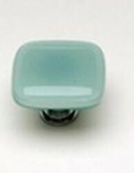 Sietto Glass Cabinet Knob Intrinsic Light Aqua