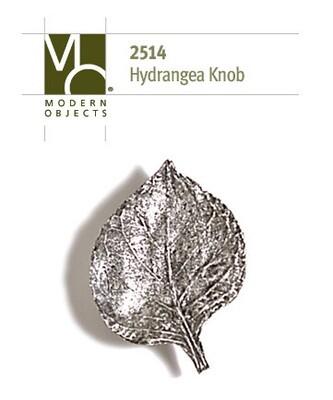 Modern Objects Designer Hardware Hydrangea Cabinet Knob
