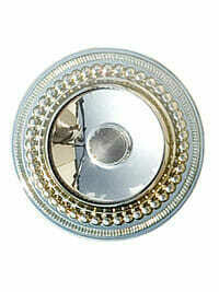 Von Morris Door Hardware Beaded Doorbell-LARGE