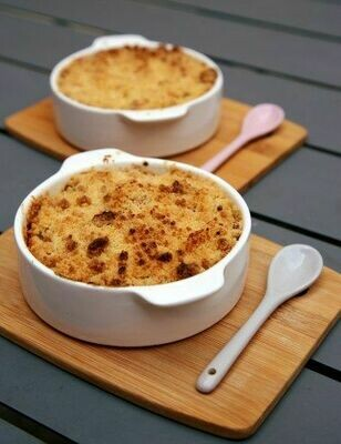 Crumble Pomme-Coing