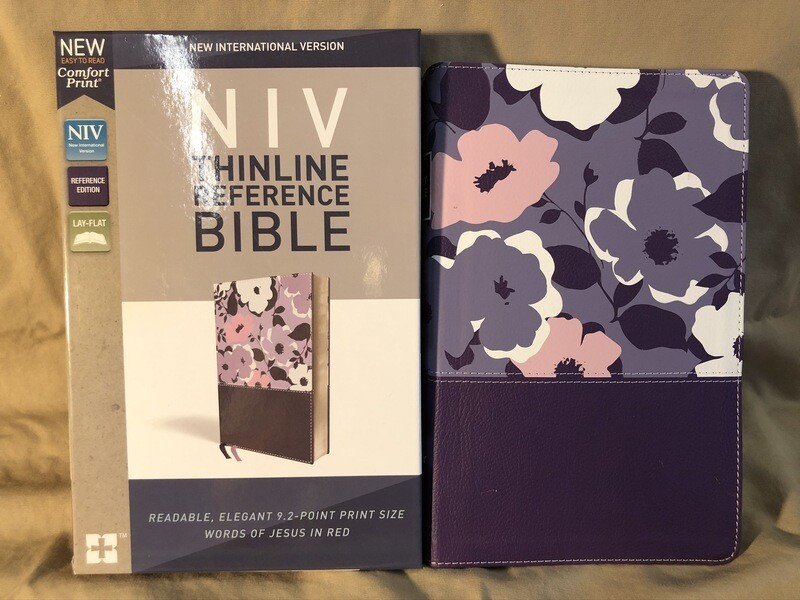 Thinline NIV Orchid Bible
