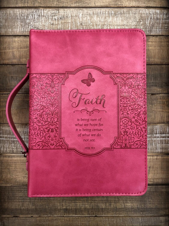 faith pink cover