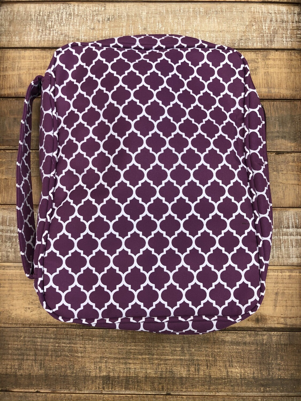 Quaterfoil Lavender Cover