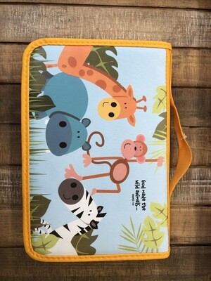 Gods Animal Friends Bible Cover