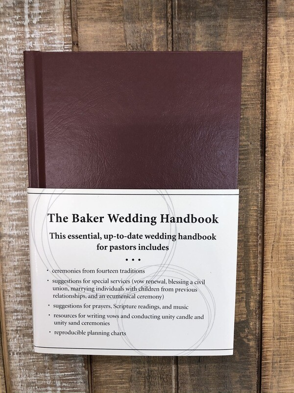 Baker Wedding Handbook