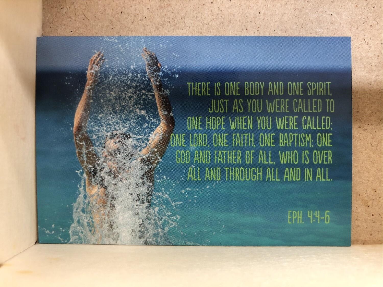 Eph4:4-6 Message