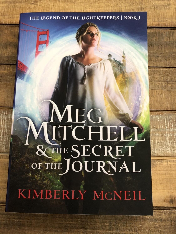 Meg Mitchel & the secret of the Journal