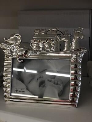 Noahs Ark Baby Frame