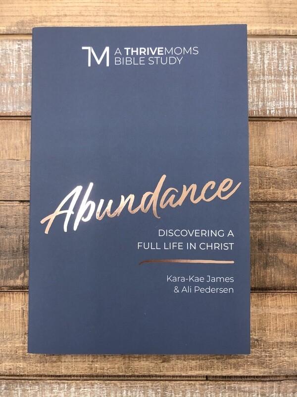 Abundance Moms Bible Study