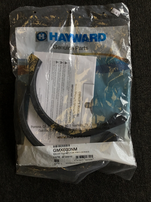 GMX600NM valve Clamp