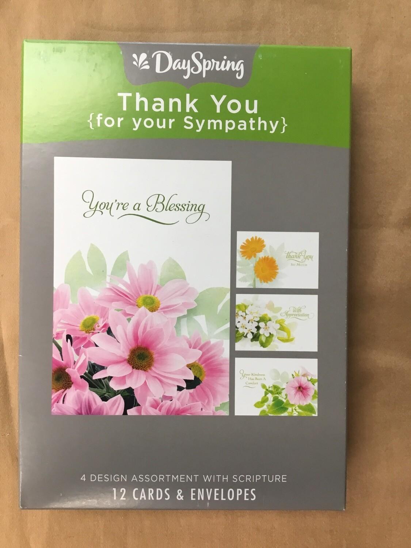 Ty Sympathy cards