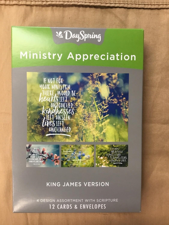 Ministry Appreciation Flowers
