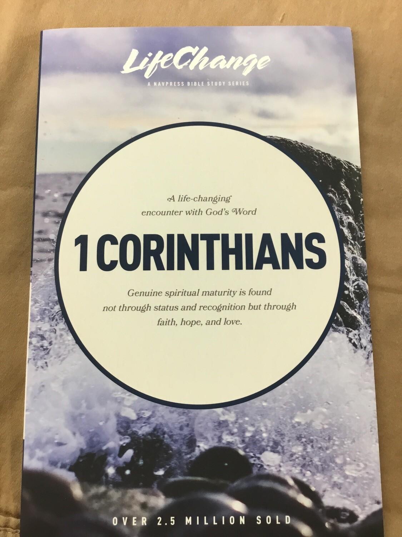 1 Corinthians Life Change