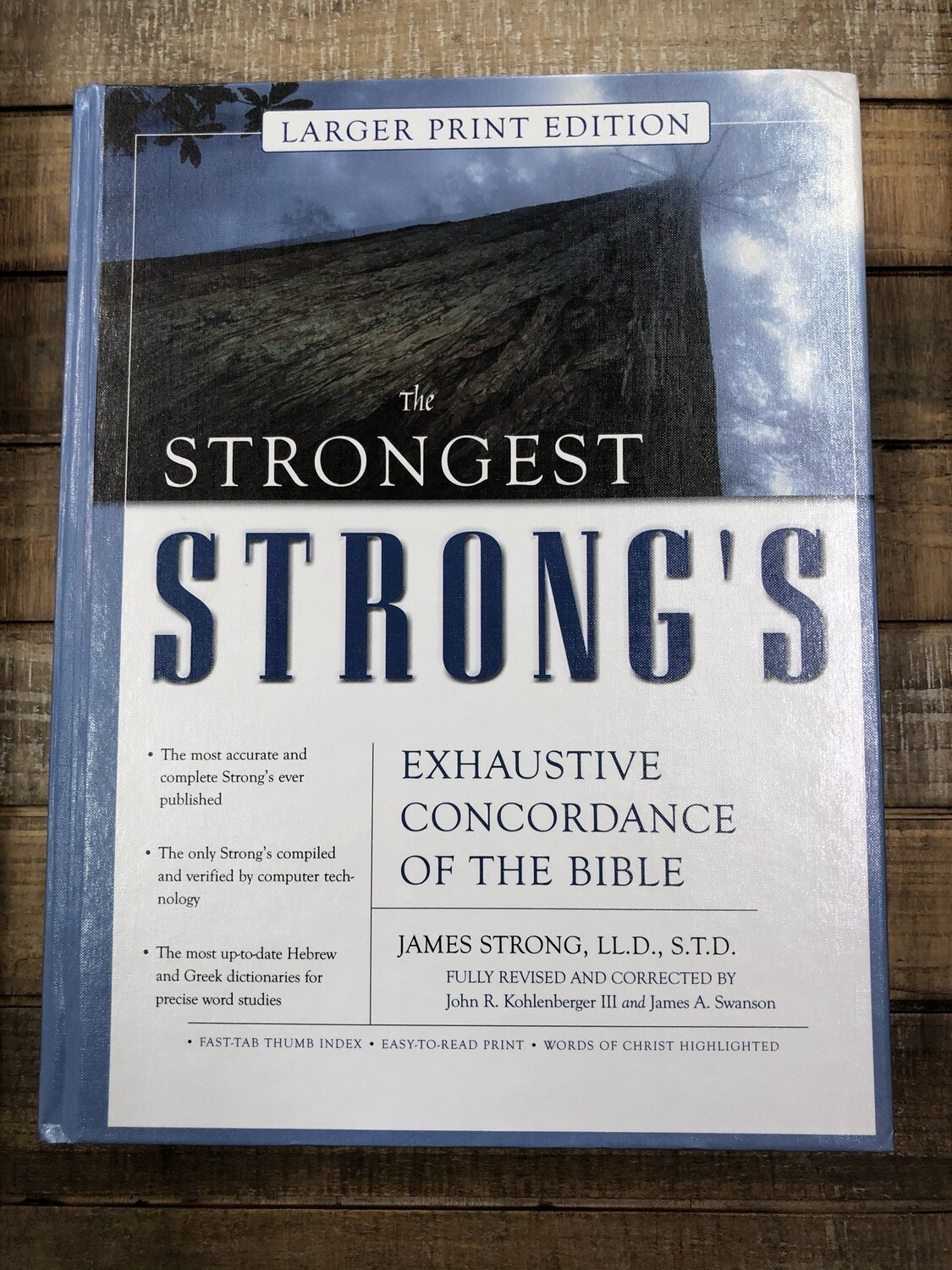 The Strongest Strong's Concordance