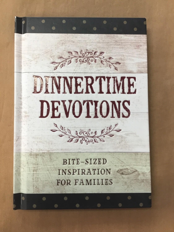 Dinner time devotion