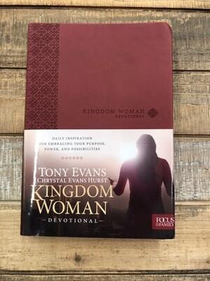 Kingdom Woman Tony Evans