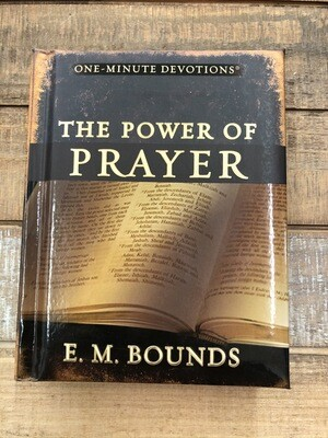 One-Minute Devotions The Power of Prayer