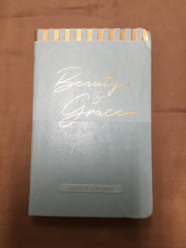 Beauty & Grace journal