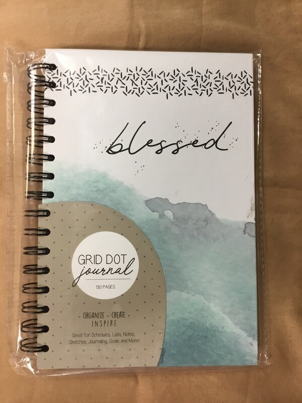 Blessed Blue Journal