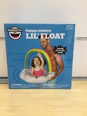 Happy Rainbow Lil Float