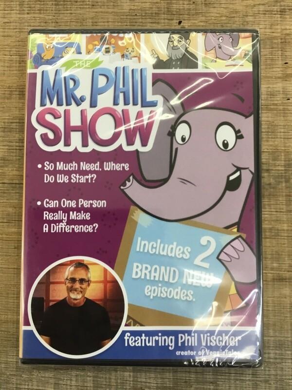 Mr Phil Vol 4