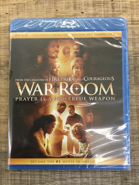 War Room BluRay
