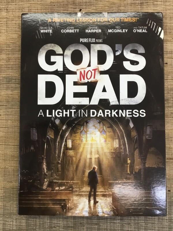 God's Not Dead A Light In Darkness