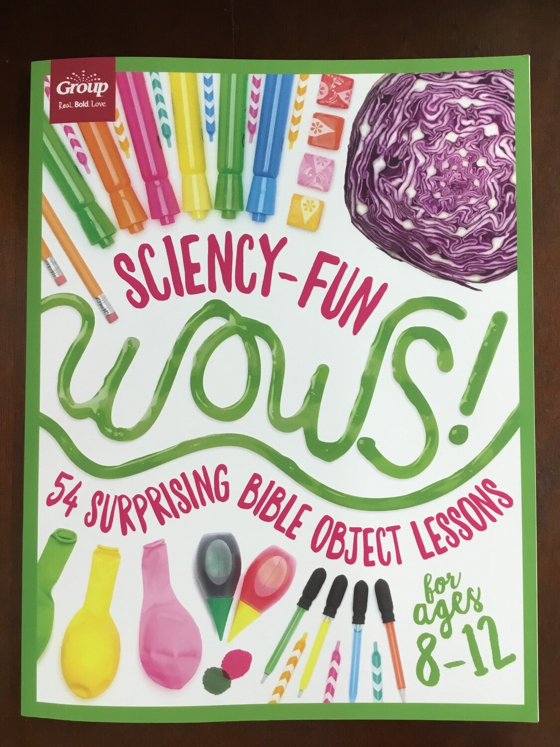 Sciency Fun Wows Lessons